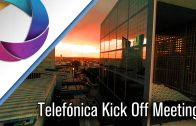Telefónica Kick Off Meetings