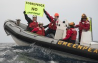 12372 – El 'Artic Sunrise' de Greenpeace, retenido