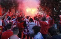 Ultras Atletico de madrid