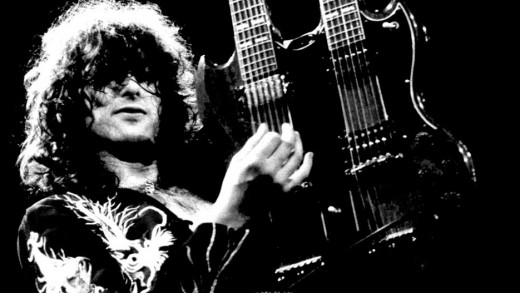 jimmy page, led zeppelin, cumpleaños, rock and roll