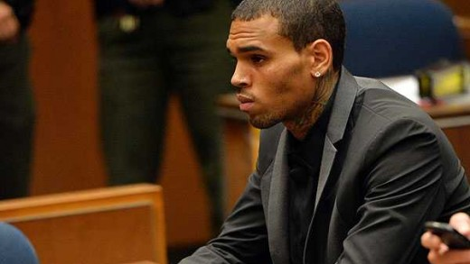 Chris,Brown,carcel