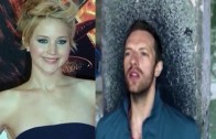 Jennifer Lawrence y Chris Martin juntos 49579