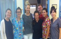 Jennifer Lawrence visita un hospital infantil