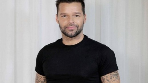Ricky Martin, repulsa, Donald Trump