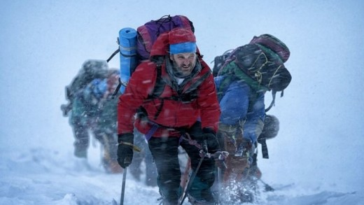 Everest, de Baltasar Kormákur