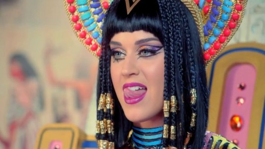 Katy Perry, Forbes, industria musica