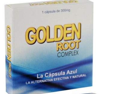 Golden root viagra