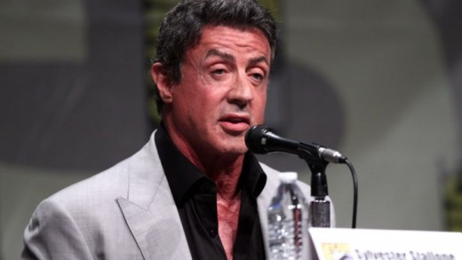 Silvester Stallone, Guardianes
