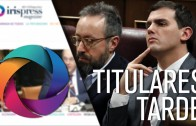 TITULARES TARDE 2 MARZO