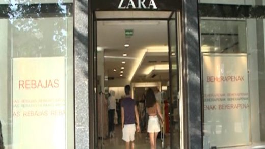 inditex. amancio ortega, ganancias inditex, zara, pull and bear, bershka, stradivarius, ganancias,