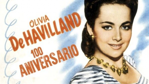 havilland, cine, 100, hollywood