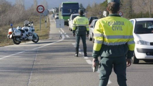muere, joven, accidente, tráfico, Campo Real, Madrid