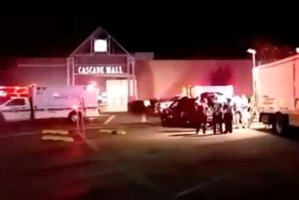 Washington mall, burlington mall firing, shooting in mall, burlington mall, cascade mall