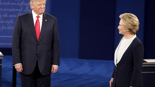 debate,amenazas,trump,clinton