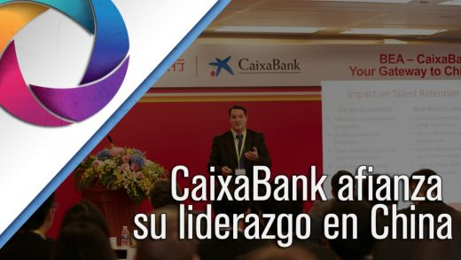 China, CaixaBank, liderazgo