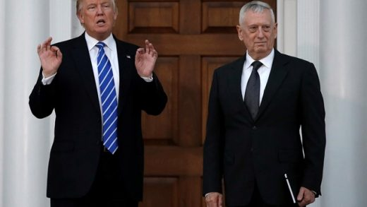 james mattis, donald trump, departamento de defensa, defensa, eeuu, presidente,