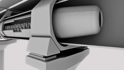 hyperloop,tren,futuro,destinos