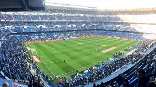 Real Madrid, Bernabeu, Granada