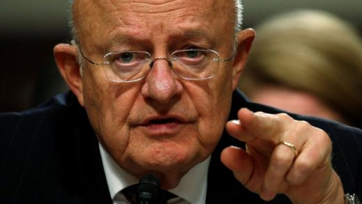 James Clapper, Inteligencia, Estados Unidos