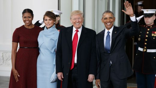 Donald Trump, Obama, Presidente de Estados Unidos