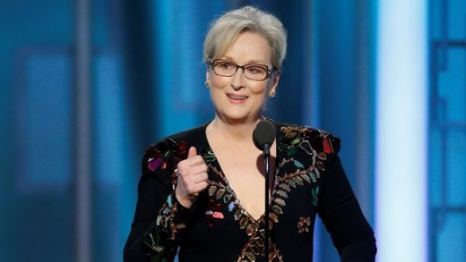 meryl streep, actriz, hollywood, globos de oro, Golden Globe Awards