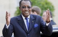 Chad Presidente, Idriss Deby visits Paris