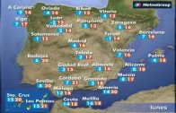 Las temperaturas descienden de manera considerable