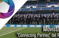 "Movistar, ""Connecting Partner"" del Real Madrid"