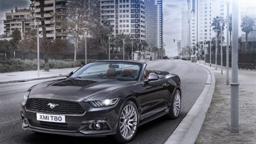 Ford Mustang, nivel mundial, EEUU, Vehículos, coches