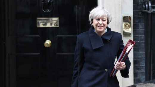 Theresa May, elecciones anticipadas, Reino Unido, UE
