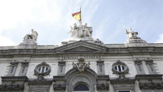 Tribunal supremo, jueces, referéndum, Catalunya
