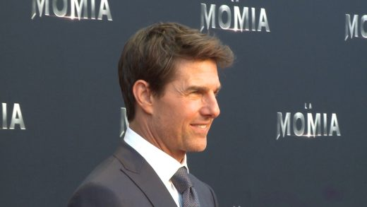 Tom Cruise, Madrid, premiere, la momia, hollywood