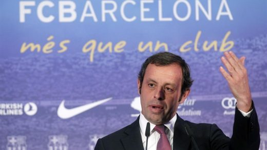 Rosell, blanqueo, capitales, Barcelona, fútbol