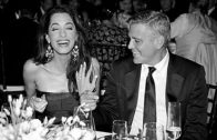 George Clooney, hijos, paternidad, actor, Amal, Reino Unido, Hollywood