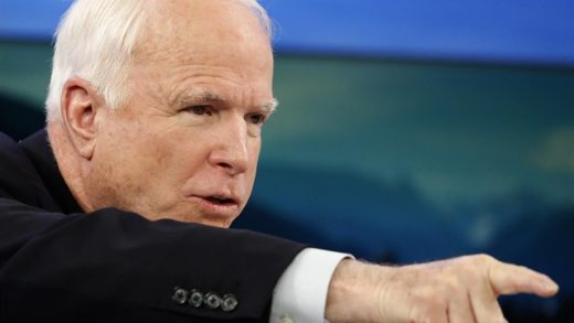 John McCain, Estados Unidos, Cancer