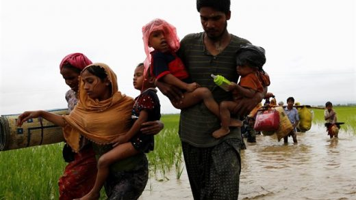 niños, Rajine, rohingya. Bangladesh, Myanmar, Birmania, éxodo, Save the children,