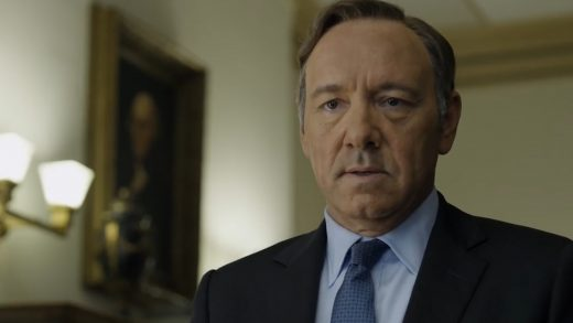 Kevin spacey, abusos
