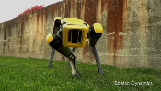 Boston Dynamics, perro-robot