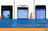 Los RCS, una alternativa al WhatsApp #En60""