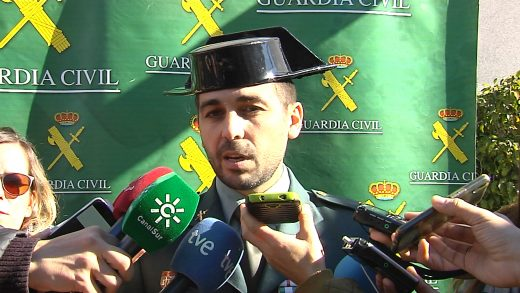 drogas, Guardia Civil