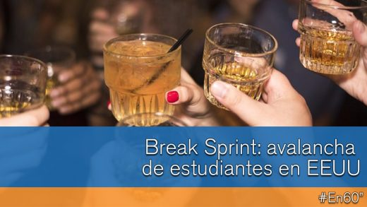 alcohol, drogas, sprint break
