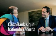 CaixaBank sigue batiendo récords