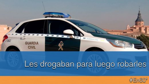 drogaban, robo, burundanga, colombianos, guardia civil
