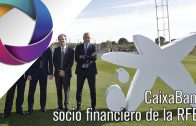CaixaBank, socio financiero exclusivo de la RFEF