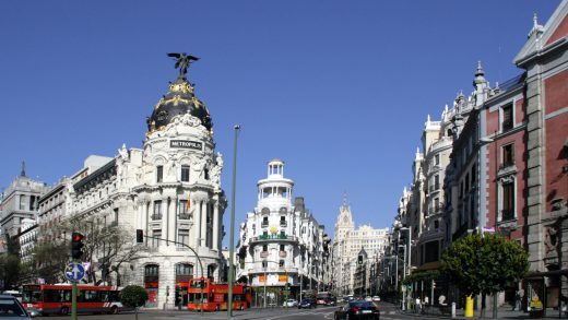 Madrid, escorts