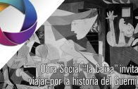 "Obra Social ""la Caixa"" invita a viajar por la historia del Guernica"