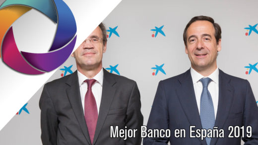 CaixaBank, Mejor Banco en España, Global Finance