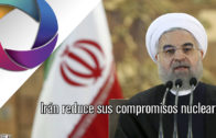 Irán reduce sus compromisos nucleares