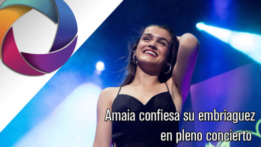 triunfita, amaia, embriaguez, concierto, Warm up, Murcia, borracha