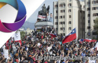 Las protestas en Chile no cesan
